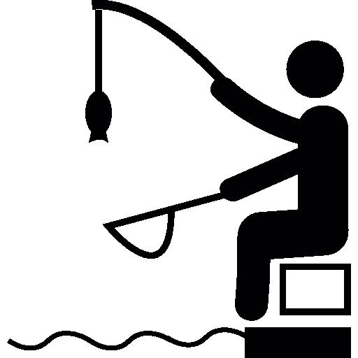 Рыбалка карьер